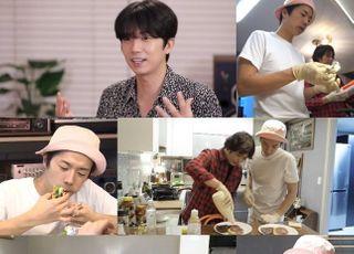 '나혼산' 장우영 꿀호떡 요리부터 신개념 라면 먹방까지