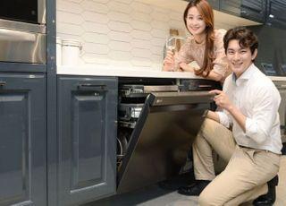 LG전자, '디오스 식기세척기 스팀' 빌트인 전용 신제품 출시