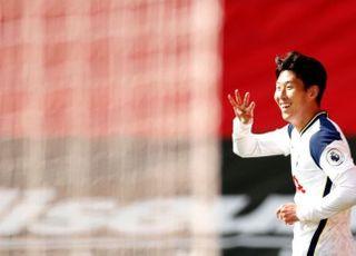 몰아치기 능한 손흥민…두 번째 9월의 선수상?