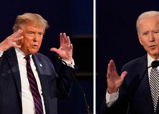 [미 대선 D-30 ①] 트럼프가 2명?…'막말'로 얼룩진 TV토론회