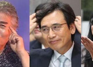 유시민과 친문 패거리가 망치는 나라, 나훈아·김부선이 살리고 있다