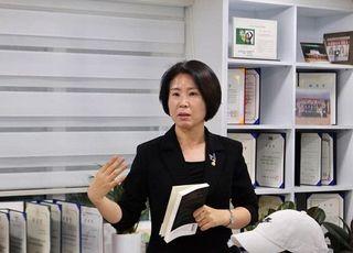 """[김종인 비대위 현주소②] 김미애 """"'약자와의 동행' 통해 진정한 보수 가치 실현할 것"""""""