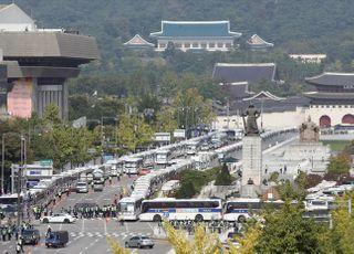 광화문 '재인산성'과 중국 '천안문사태' 뭐가 다른가?
