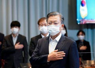 文대통령 부정평가 53.2%로 '또' 상승…40대 대거 이탈