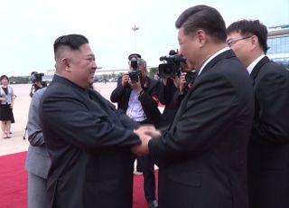 """시진핑, 北노동당 창건 75주년 축전…""""북중관계 발전 기여 용의"""""""