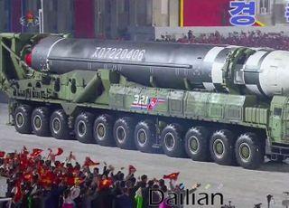 북한, 열병식서 신형 ICBM·SLBM 공개한 듯