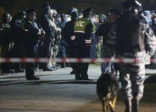 러시아서 무차별 총격 사건 발생…버스 탑승객 3명 사망