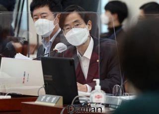 """조경태, '타이핑 답장 논란' 이해 안된다는 靑에 """"북한의 '북'자도 없으니"""""""