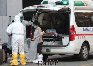 신규 확진자 110명…부산 요양병원 집단감염 여파