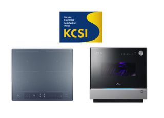 SK매직, KCSI 전기레인지·식기세척기 부문 1위