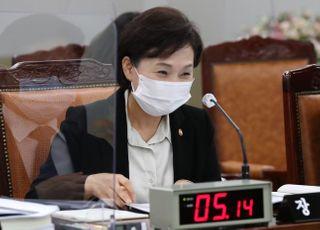 [국감2020] 김현미도 '테스형! 신드롬' 홀릭?…국감장서 빵터졌다