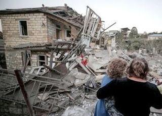 아제르바이잔-아르메니아, '인도주의적' 휴전 합의