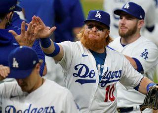 '7차전 가자' 끝나지 않은 다저스 가을 야구