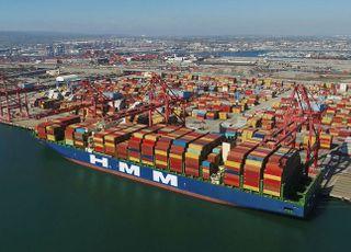 HMM, 대미 수출기업 위해 컨테이너선 2척 추가 투입