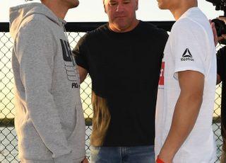 [UFC] 뺨 내준 오르테가, 맞절로 화답한 정찬성
