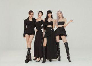 블랙핑크 '러브식 걸즈', 글로벌 유튜브 송 2주 연속 1위