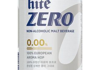 무알코올 '하이트제로0.00', 판매량 전년 대비 33% 증가