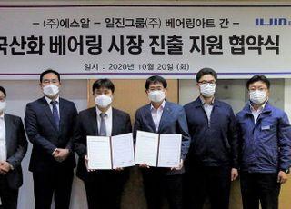 SR, 고속철도차량 국산화 베어링 시장진출 지원