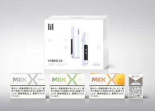 KT&G 전자담배 '릴 하이브리드 2.0', 일본 판매 개시