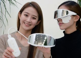 LG전자, 눈가 전용 뷰티기기 'LG 프라엘 아이케어' 첫 선