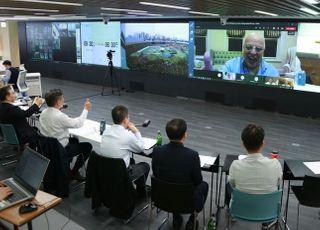 SK건설, 글로벌 통신개발기업과 안전경영 위한 플랫폼 구축