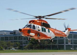 KAI, 중앙119구조본부와 국산 수리온 소방헬기 2대 계약