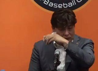 """날개 접는 김태균 """"이승엽·박용택 선배처럼...""""은퇴 경기는?"""