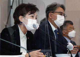 """[국감2020] """"후회되는 부동산 정책 있냐""""...김현미 """"실수 있었다"""""""