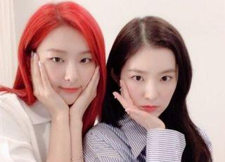"SM 연습생 출신 日 후쿠하라 모네 ""아이린이 괴롭히고 슬기가 도와줘"""