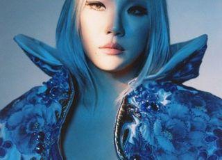CL, 美 '제임스 코든쇼' 출연…신곡 '화' 무대 최초 공개