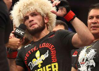 하빕 돌연 은퇴, 전설로 남게 된 UFC 13연승
