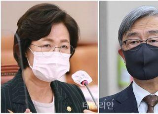 26일 법사위 종합국감, 추미애·최재형 대전 주목