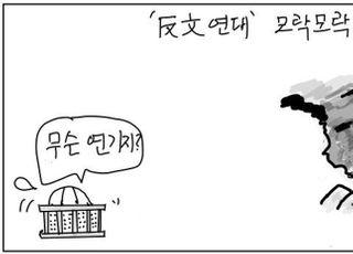 [D-시사만평] '반문연대' 모락모락…윤석열·금태섭 '나비효과'