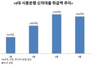 '영끌 대출'이 가져온 나비효과?…은행 신차대출도 '쑥'
