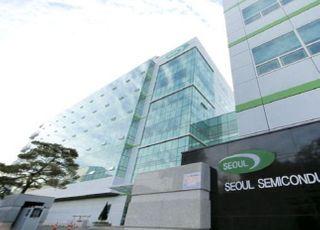 서울반도체, 3Q 매출 3310억원…창사 이래 분기 최대