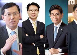 기대 밖 선방…임기만료 앞둔 카드사 CEO 거취 '맑음'