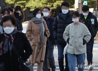 [내일날씨] 쌀쌀한 아침기온…밤낮 10도 이상 기온차 주의