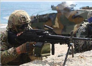 '평화' 위해 중단된 한미연합훈련, 주한미군 감축 명분 되나