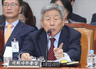 """'원조 친노' 유인태 """"윤석열, 한 맺힌 피해자가 울분 토하는 느낌"""""""