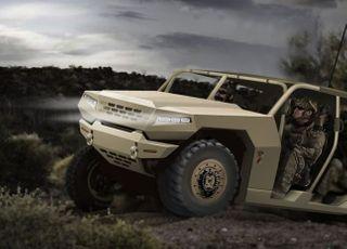 기아차, 모하비 기반 오픈탑 ATV 만든다…차세대 군용차 표준 플랫폼 개발