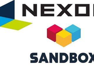 넥슨, 샌드박스네트워크에 전략적 투자 단행