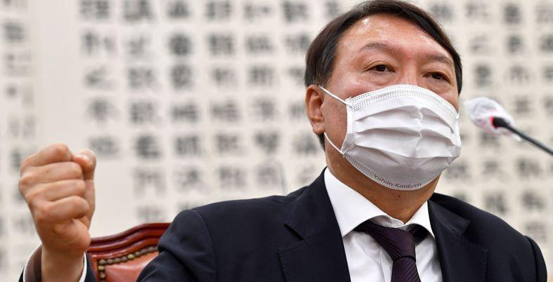 '야권 1위' 윤석열, 대권 나오면 민주당에 '땡큐'일까