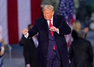 트럼프, 대선 '가늠자' 플로리다 역전…바이든은 '등잔 밑' 공략