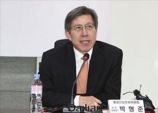 박형준, 8년만에 국민의힘 복당…부산시장 출마 포석?