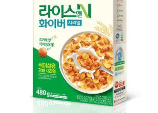 동서식품,신제품 시리얼'포스트 라이스앤 화이버'출시