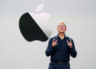 애플, 팀 쿡 명의 조화 보내 이건희 회장 애도