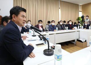 김태호, 반문연대·완전개방형 국민경선 통한 야권 대선후보 선출 제안