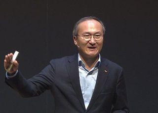 """이석희 사장 """"'10조' 인텔 낸드 인수 가격 비싸지 않다"""""""