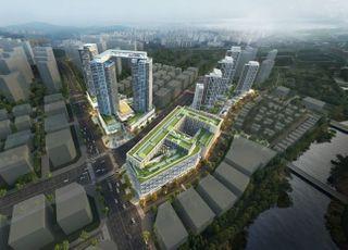 롯데건설 컨소, 인천도시공사와 검단 101역세권 개발사업 협약
