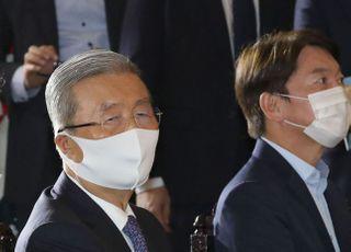 김종인·안철수 '허그' 할까…안팎 압력 가중에 탈당까지